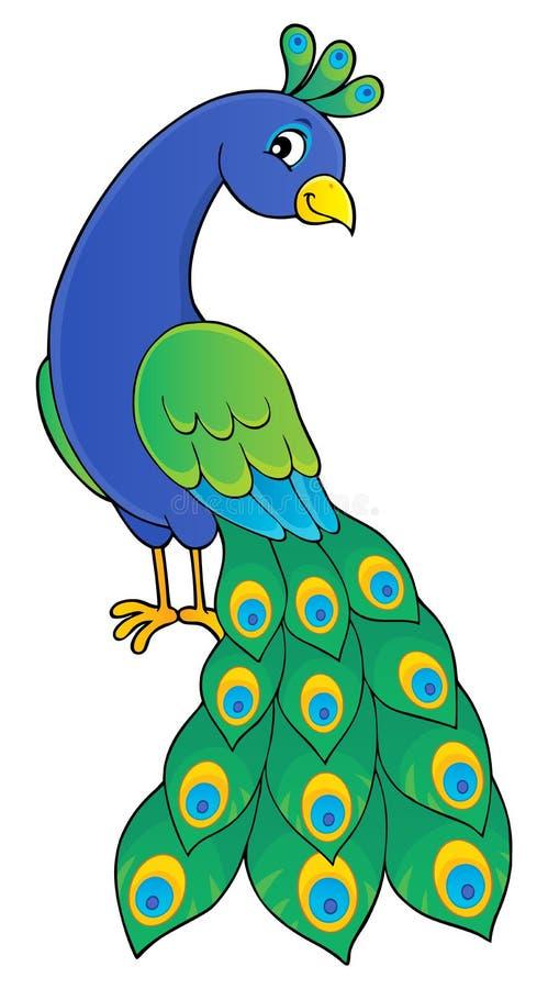 Free Peacock Theme Image 2 Stock Photos - 148415853