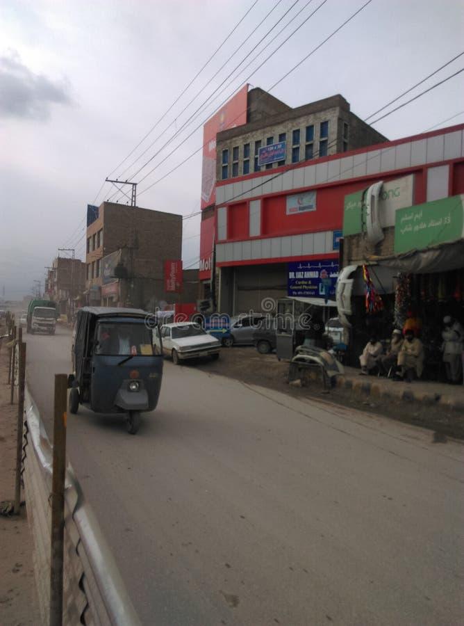 Peshawar G.T road royalty free stock photos