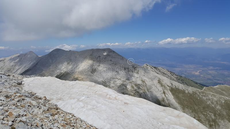 Pirin , Bulgaria stock image