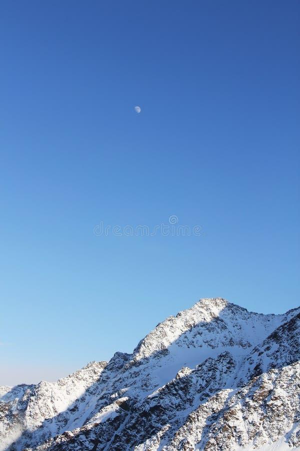 Download Peaks of mountains stock photo. Image of idyllic, peak - 27603892