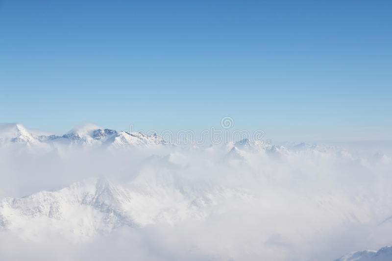 Download Peaks of mountains stock image. Image of peak, frost - 27837127