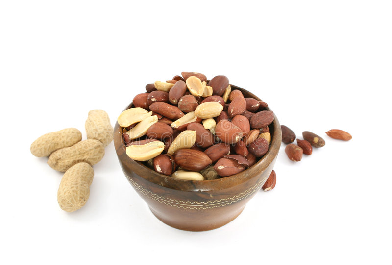 Download Peanut stock image. Image of food, dish, seed, goober - 8860535