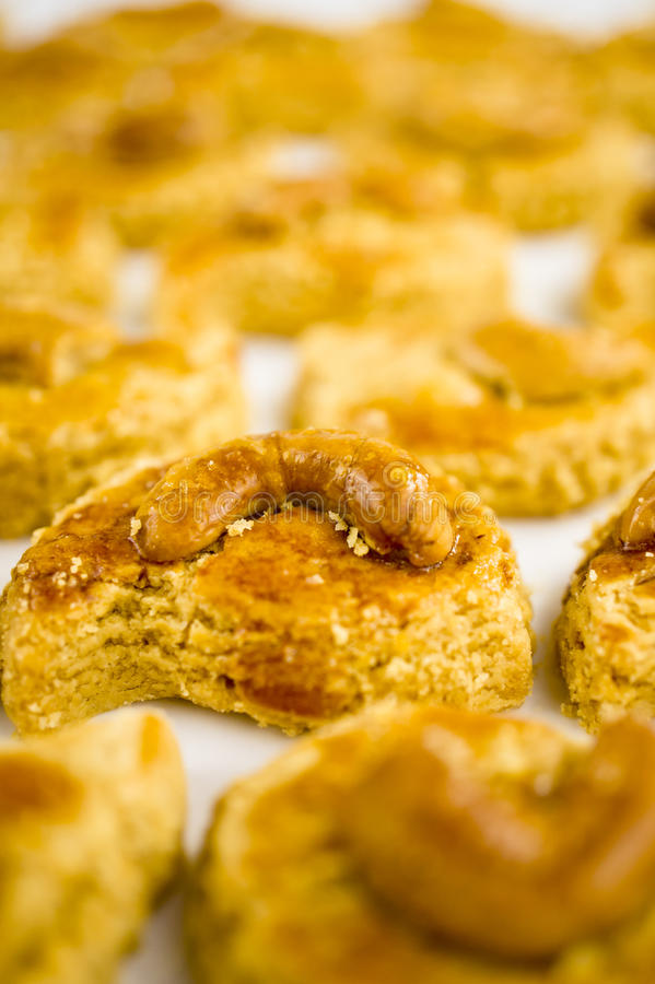 Download Peanut biscuit stock image. Image of cooking, festive - 22646105