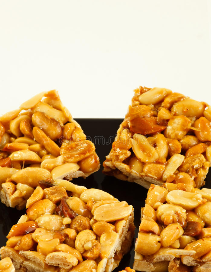 Download Peanut biscuits on plate stock photo. Image of studio - 31811704