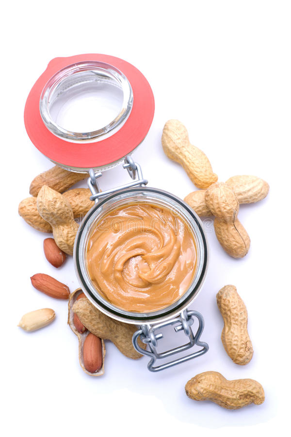 Download Peanut butter stock photo. Image of butter, peanuts, nuts - 26721856