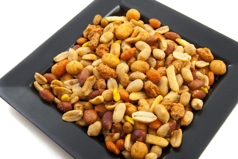 peanutmix 免版税库存图片