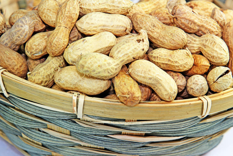 Download Peanuts stock photo. Image of food, nuts, snack, shell - 18746346