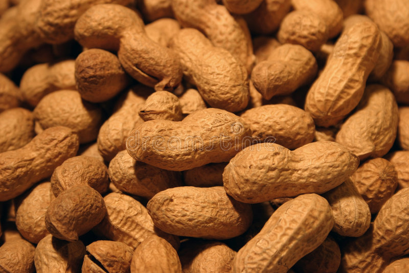 Download Peanuts background 1 stock image. Image of stack, shell - 61977