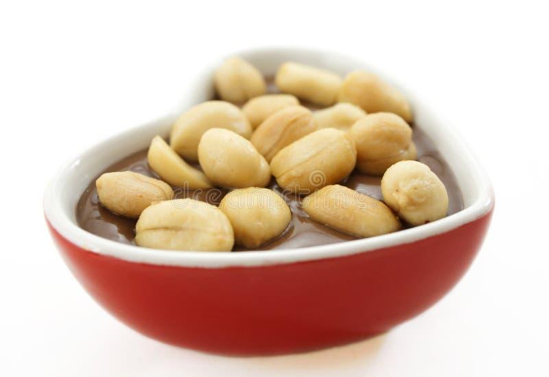 Download Peanuts chocolate stock photo. Image of peanut, ingredient - 32016406