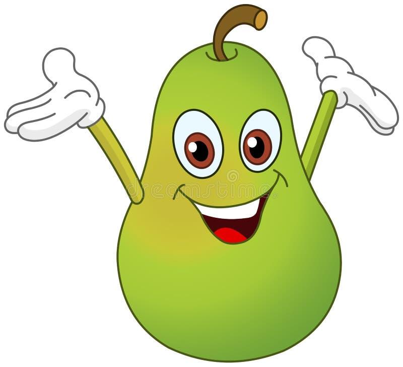 Pear vector illustration