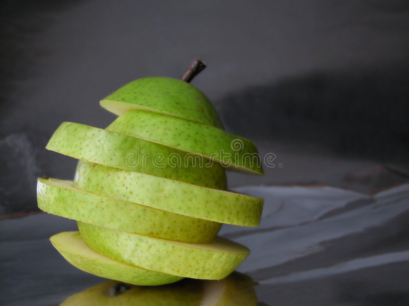 Download Pear stock photo. Image of fruit, fruits, yellow, green - 79238
