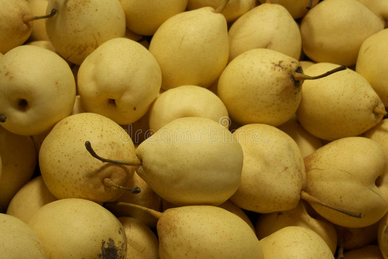 Download Pear in stack stock photo. Image of fresh, yellow, sell - 17030846