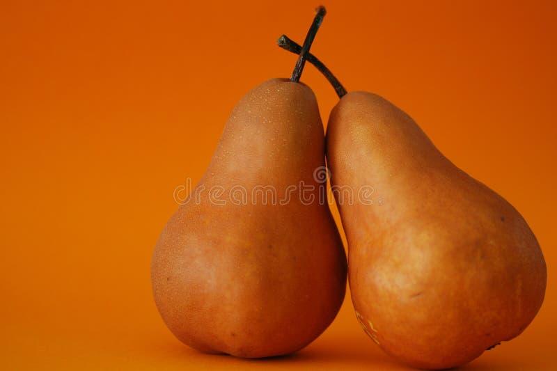 Peared oben lizenzfreie stockfotografie