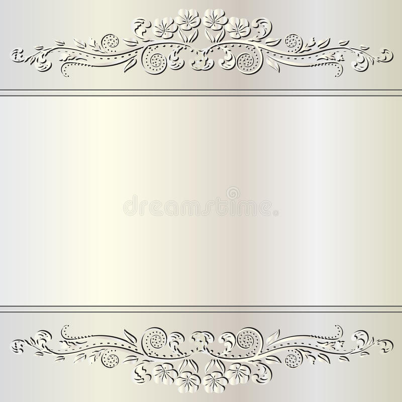 Pearl background royalty free illustration