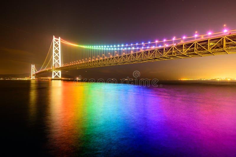 Pearl Bridge royalty free stock photography