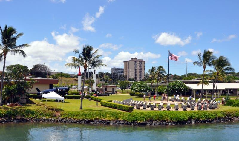Pearl Harbor imagens de stock