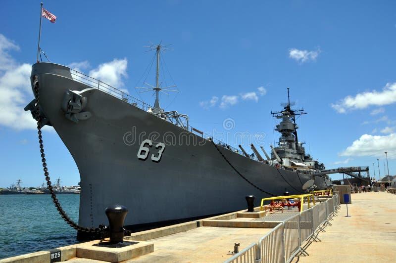 Pearl Harbor fotografie stock