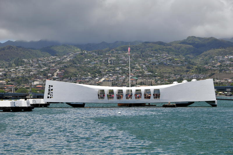 Pearl Harbor imagens de stock royalty free