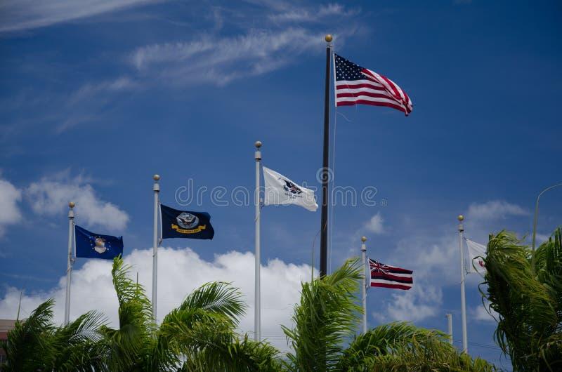 Pearl Harbor fotografía de archivo libre de regalías