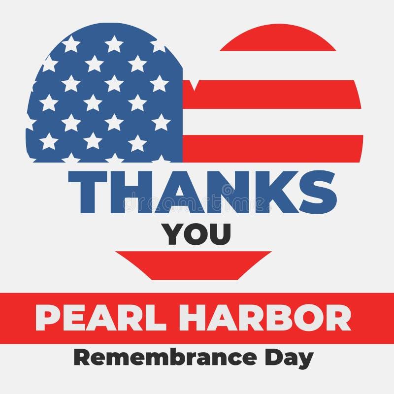 Pearl Harbor giornata della memoria 7 dicembre 1941, 2017 fotografia stock