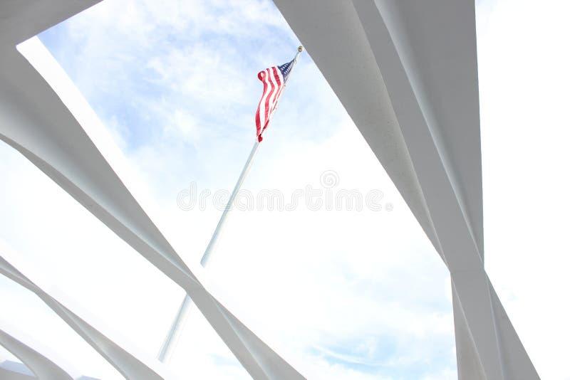 Pearl Harbor, Oahu, Hawaï photos libres de droits