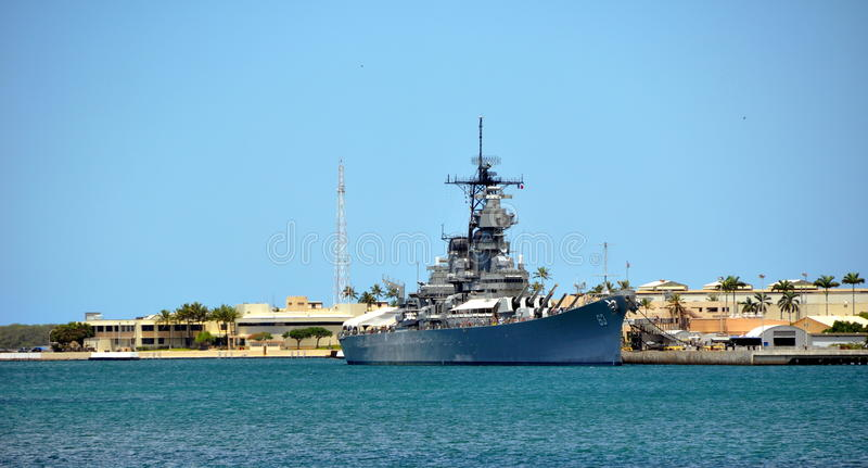 Pearl Harbour obraz royalty free