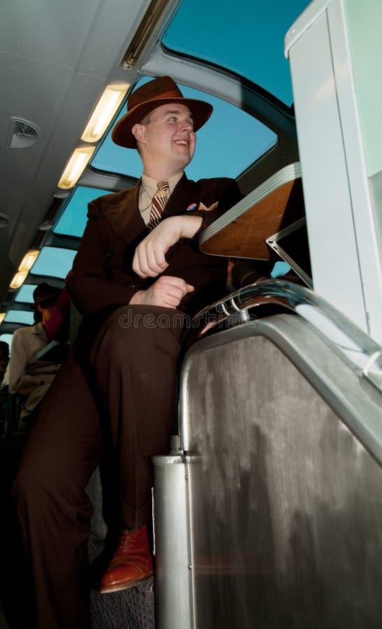 Pearl Harbour dzień Oddział wojskowy Pociąg obrazy stock