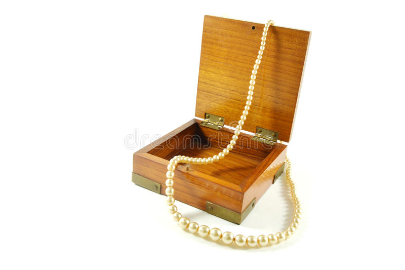 Download Pearl necklace stock image. Image of finished, jewellery - 33475931