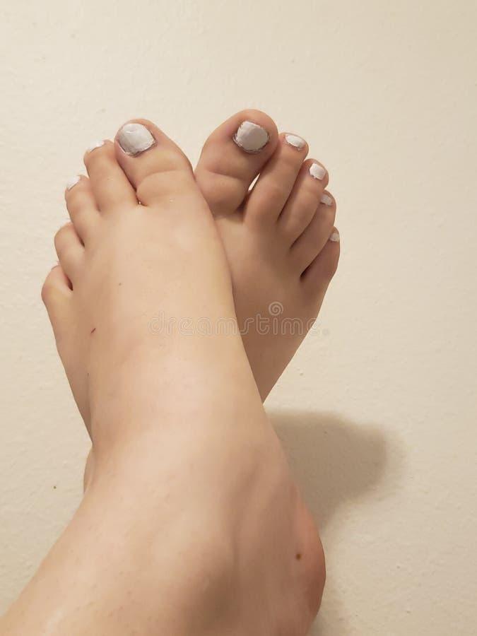 pearl white obraz stock