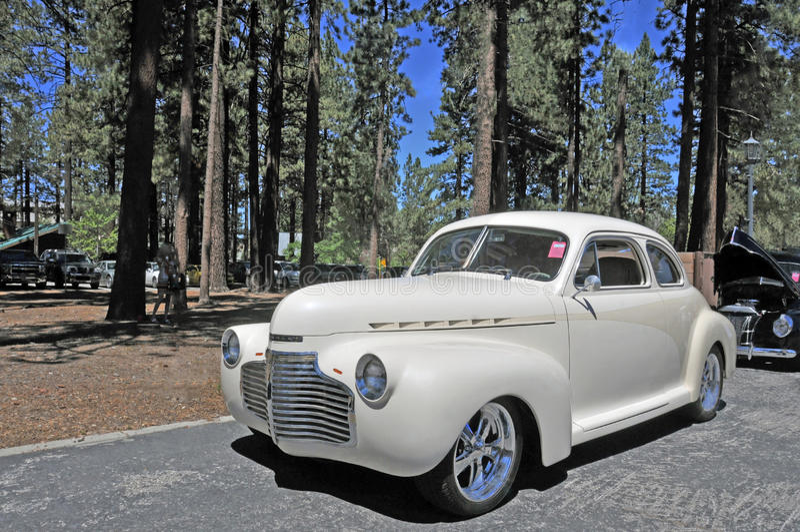 Pearlescent Chevrolet stock afbeelding