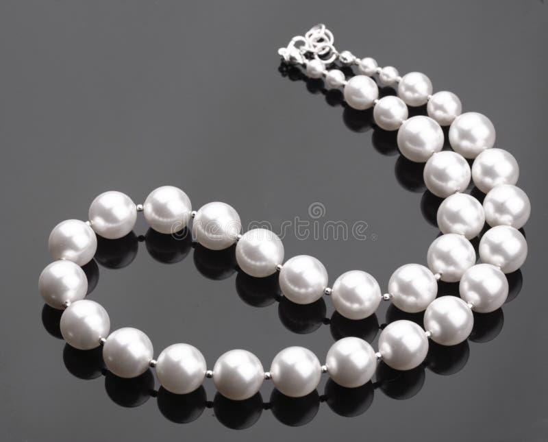 pearls белизна стоковые фото