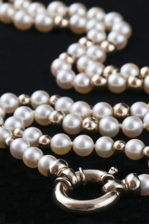 Free Pearls Royalty Free Stock Images - 15160889