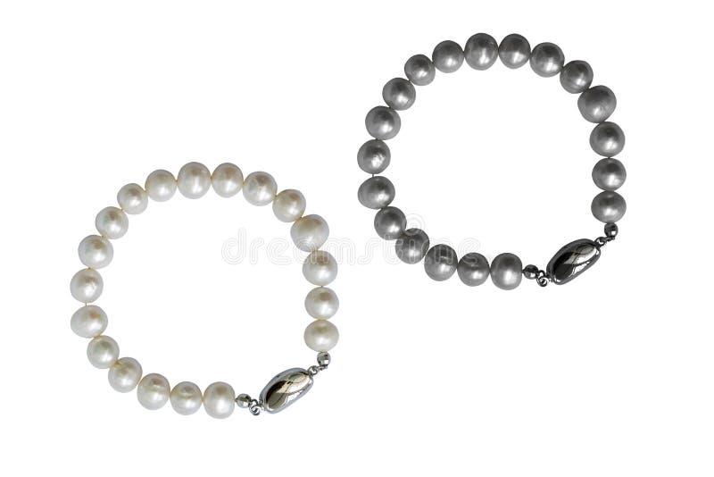 Pearls Bracelet stock photography