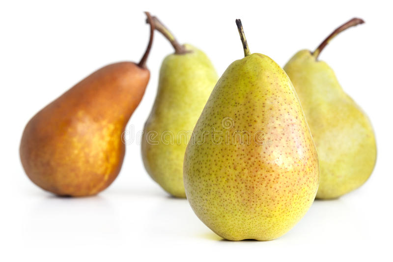 Pears stock image