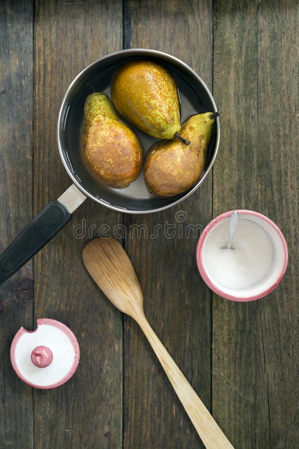 Download Pears Cake Stock Images - Image: 37259894