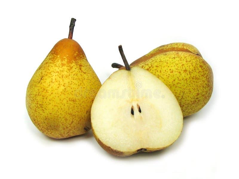 pears yellow стоковые фотографии rf
