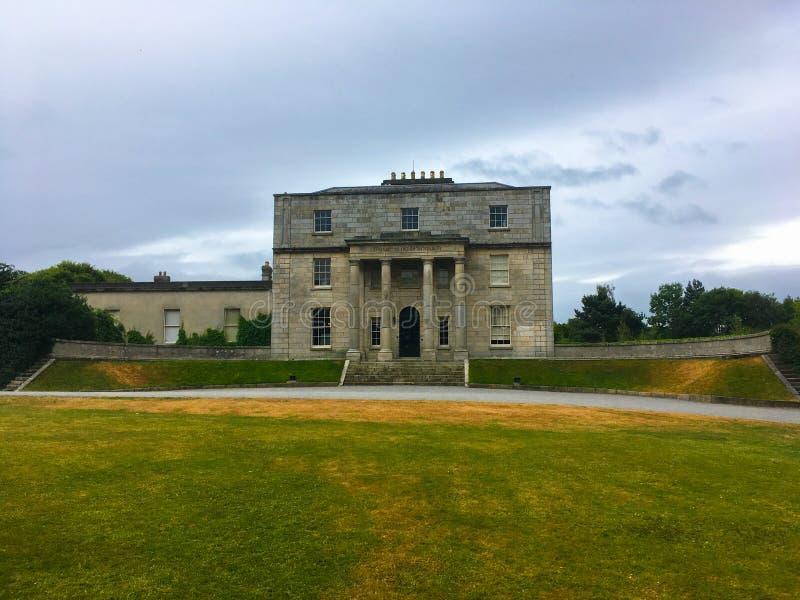 Pearse Museum en Scoil à ‰ anna royalty-vrije stock foto's