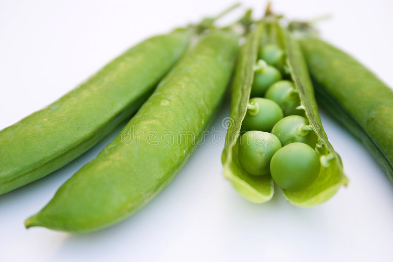 Download Peas stock image. Image of nutrient, menu, green, nutrition - 193363