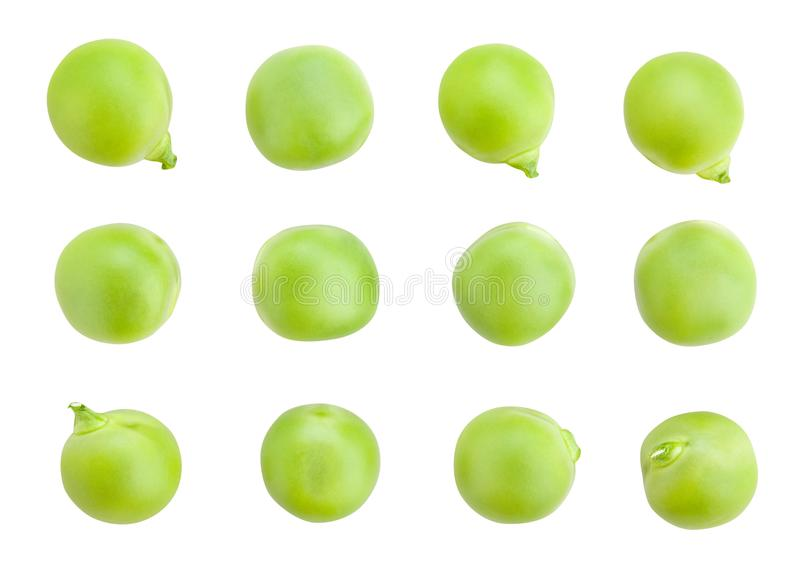 Peas beans royalty free stock photos