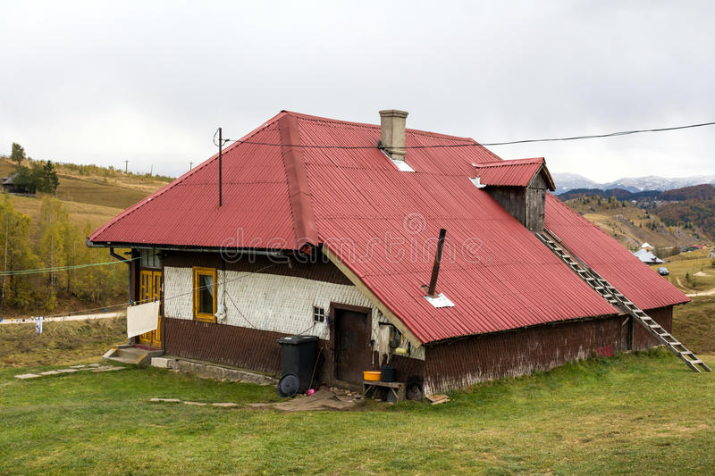 Download Peasant House Stock Photography - Image: 23803142