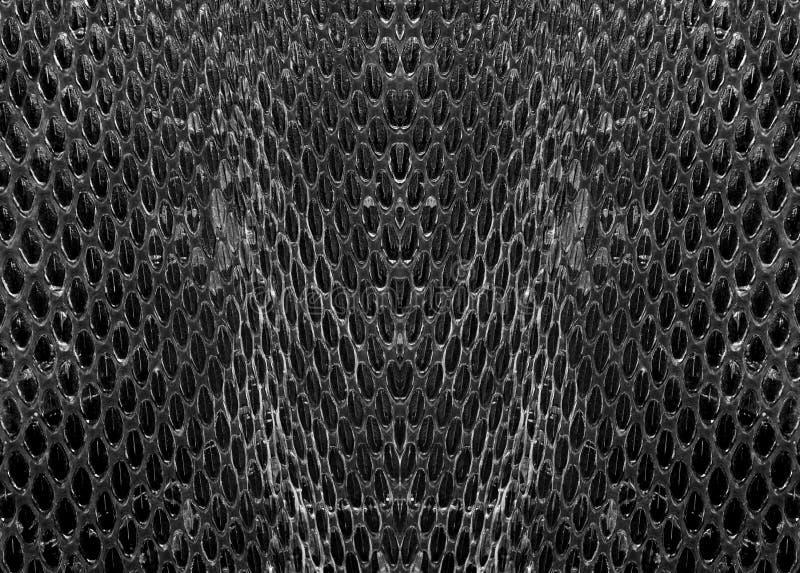 Download Peau De Serpent Noire Et Blanche Photo stock - Image du rugueux, artificiel: 45355976
