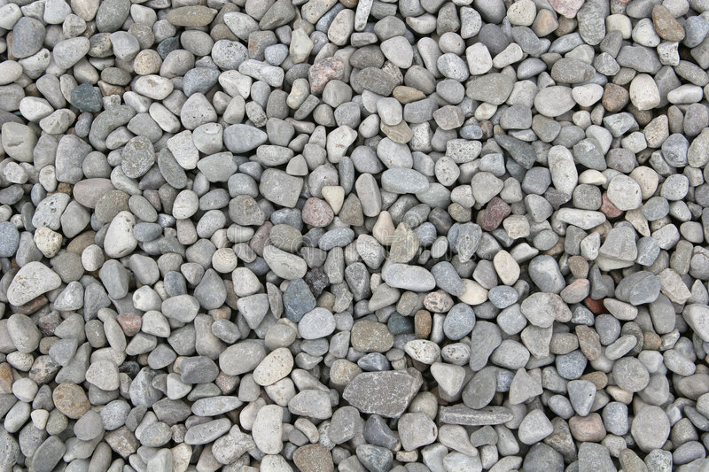 Pebble background. On a beach royalty free stock photos