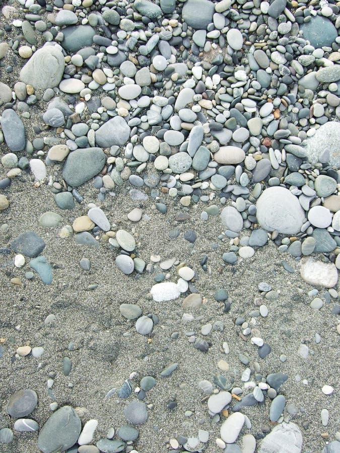 Pebble Beach imagens de stock
