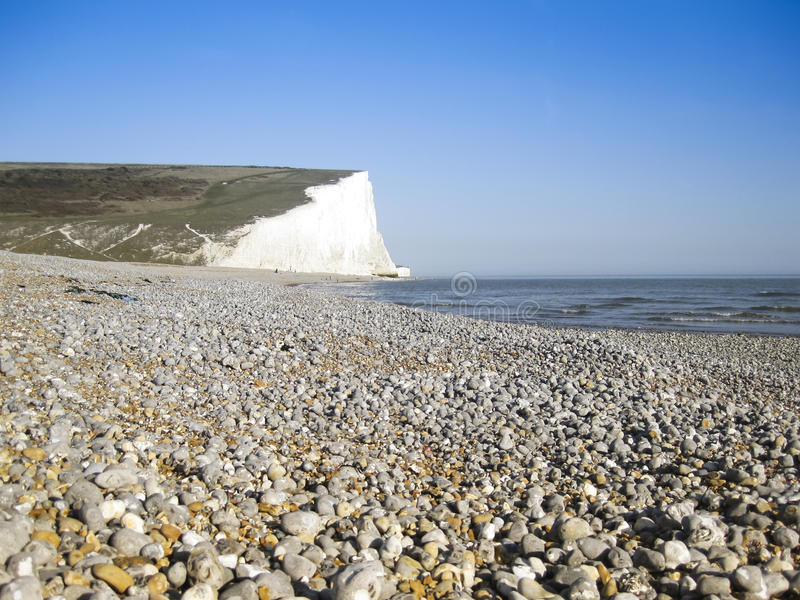 Download Pebble Beach Background Sussex Coast England Stock Image - Image: 25863655