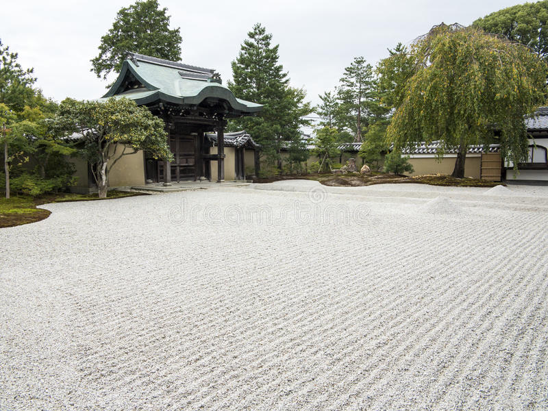 Download Pebble Garden At Ryozen Kannon Memorial Stock Photo - Image of moss, ryozen: 35100050