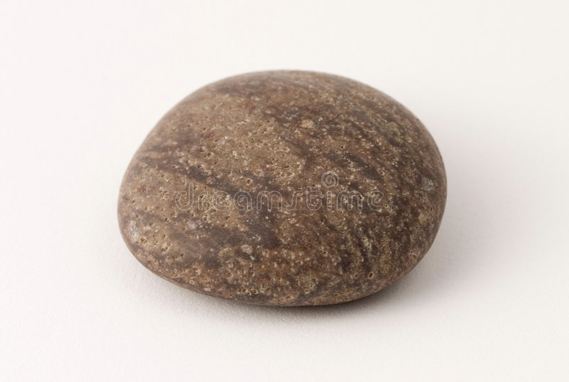 Pebble I stock image