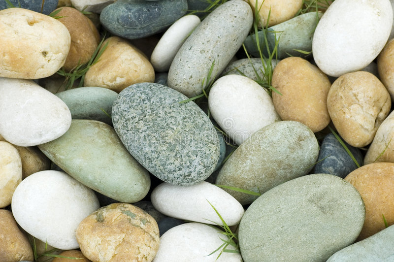 Pebble stone royalty free stock photo