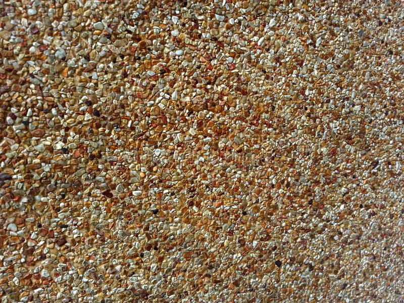 exposed aggregate finish royalty free stock photography