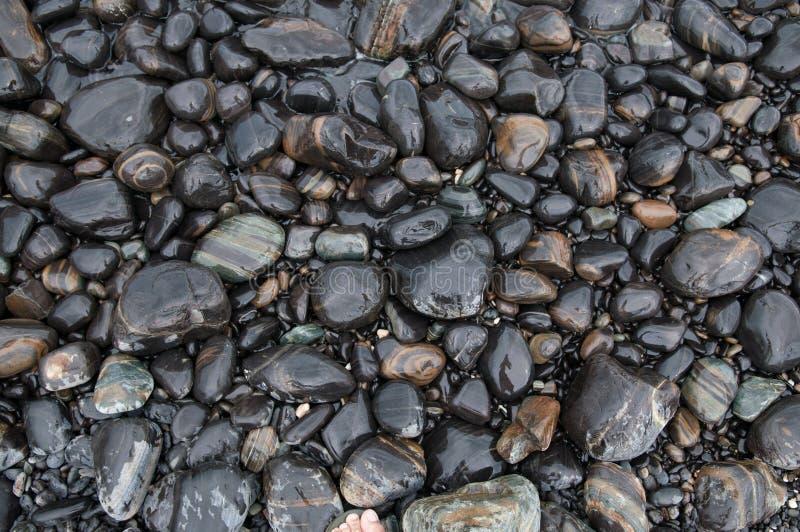 Pebble Stones Royalty Free Stock Photos