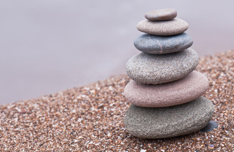Download Pebble Tower Stock Photo - Image: 39041681